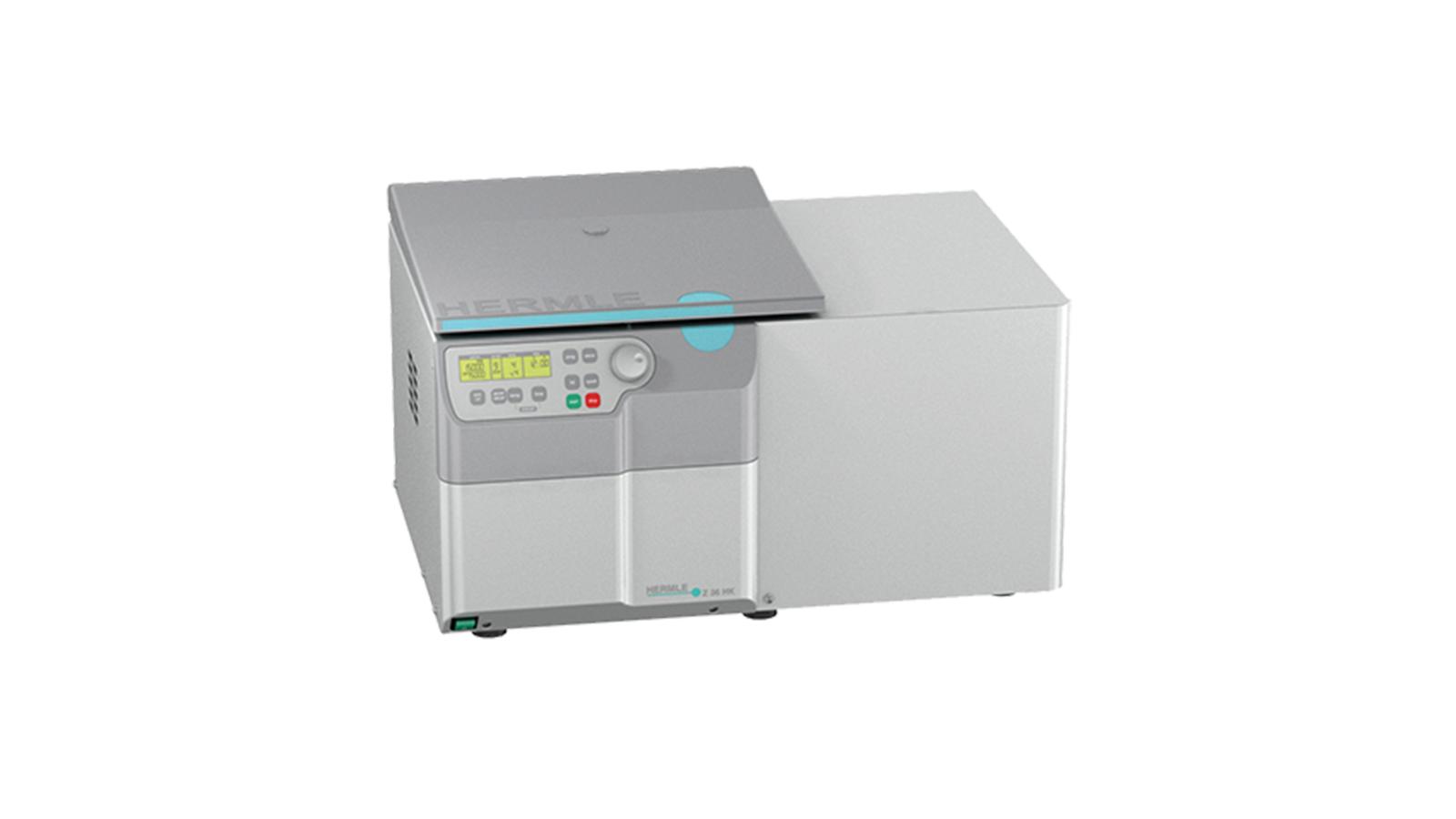 Hermle Z 36 HK Soğutmalı Santrifüj || Merlab Laboratuvar Ekipmanları