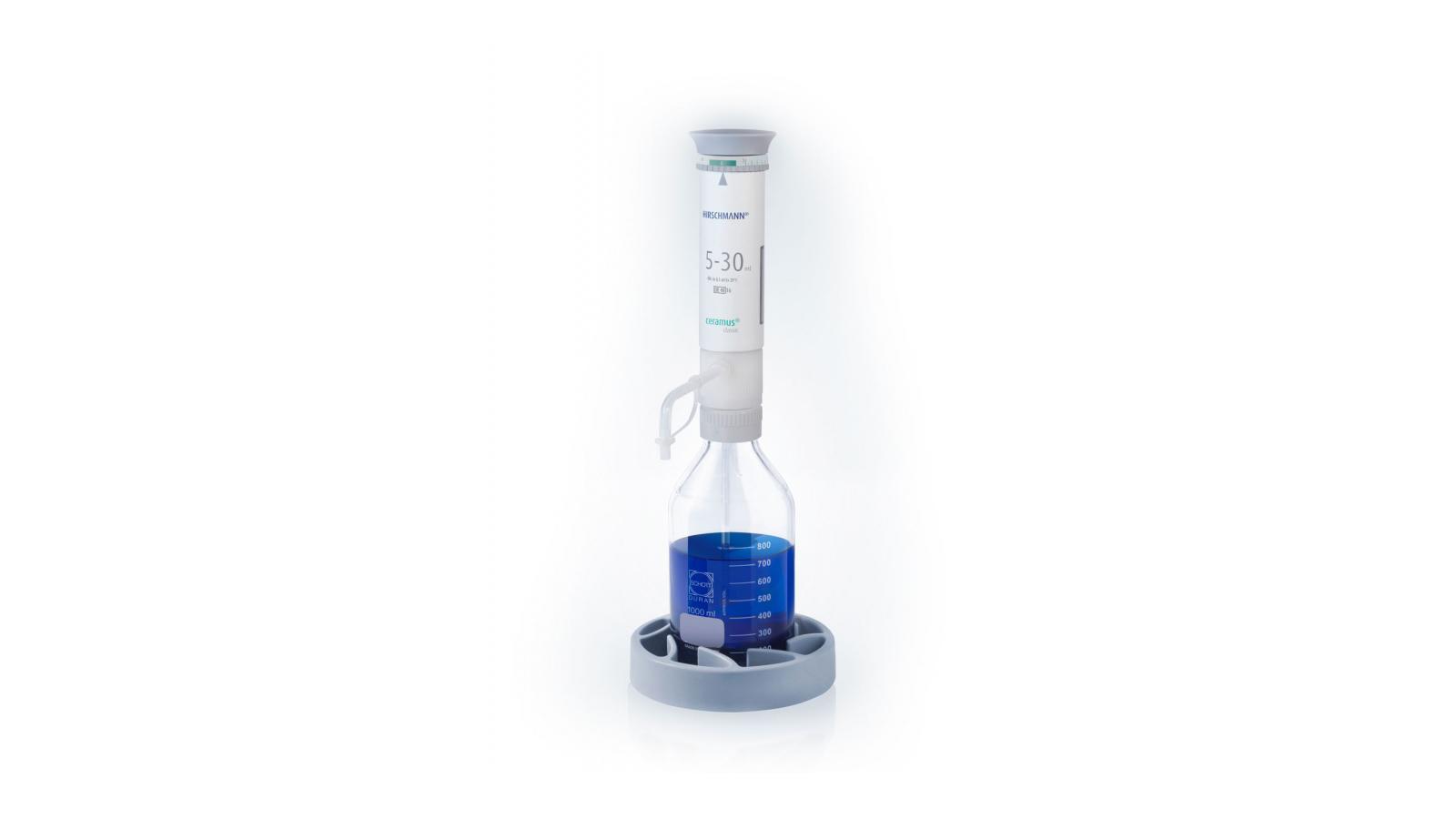 CERAMUS® Classic Dispenser    Merlab Laboratuvar Ekipmanları