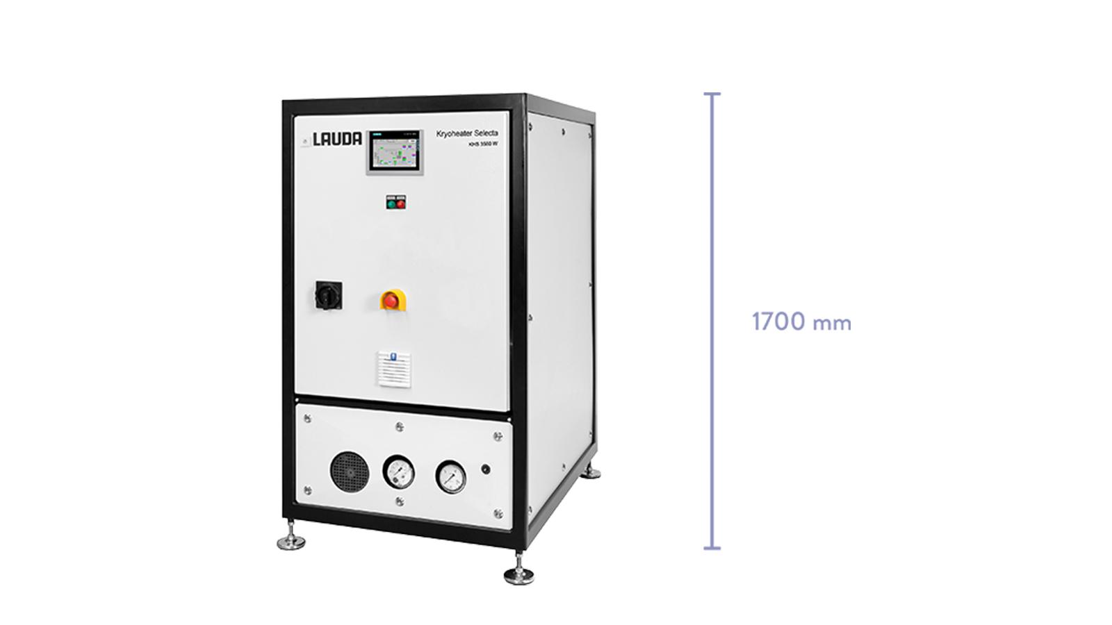 Kryoheater Proses Termostatı    Merlab Laboratuvar Ekipmanları