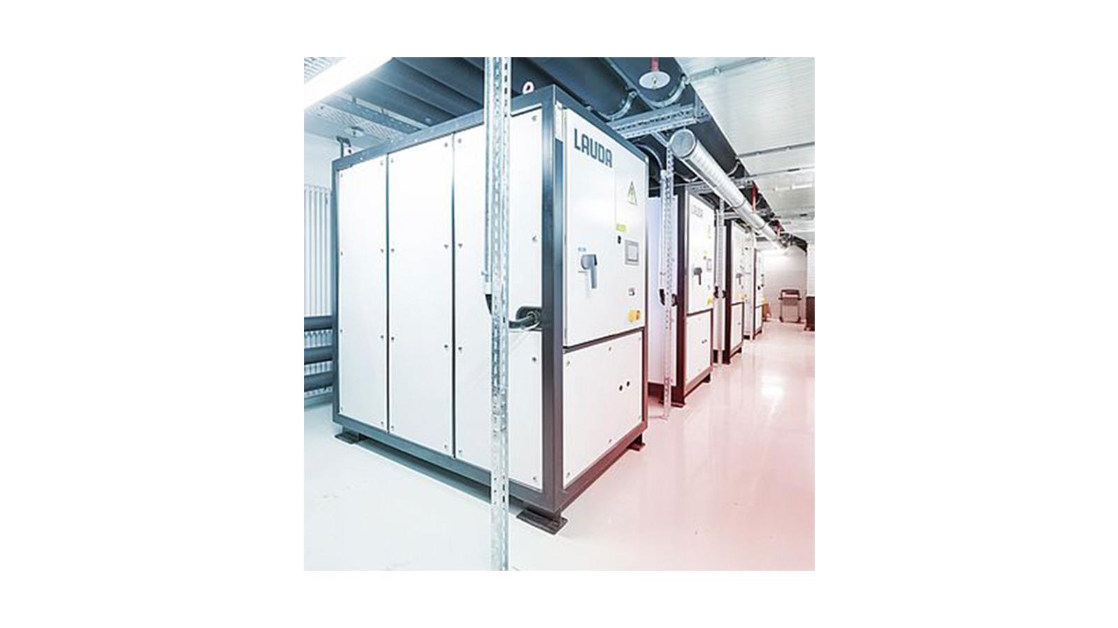 Process Soğutma Sistemleri    Merlab Laboratuvar Ekipmanları
