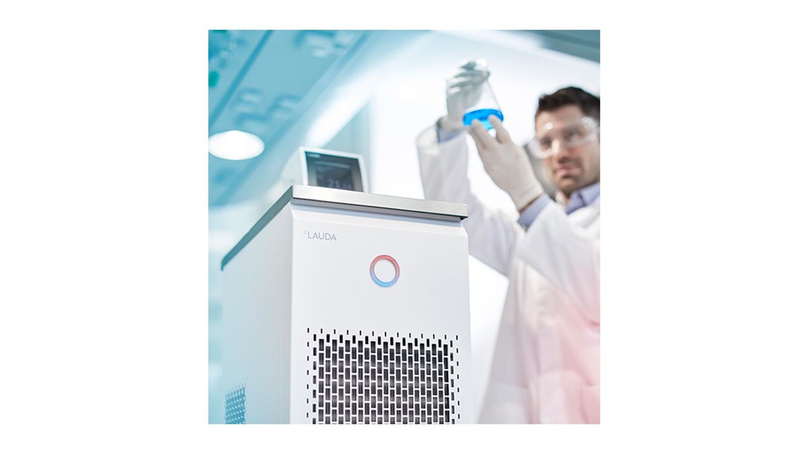 ECO Soğutmalı Sirkülasyon Banyoları    Merlab Laboratuvar Ekipmanları
