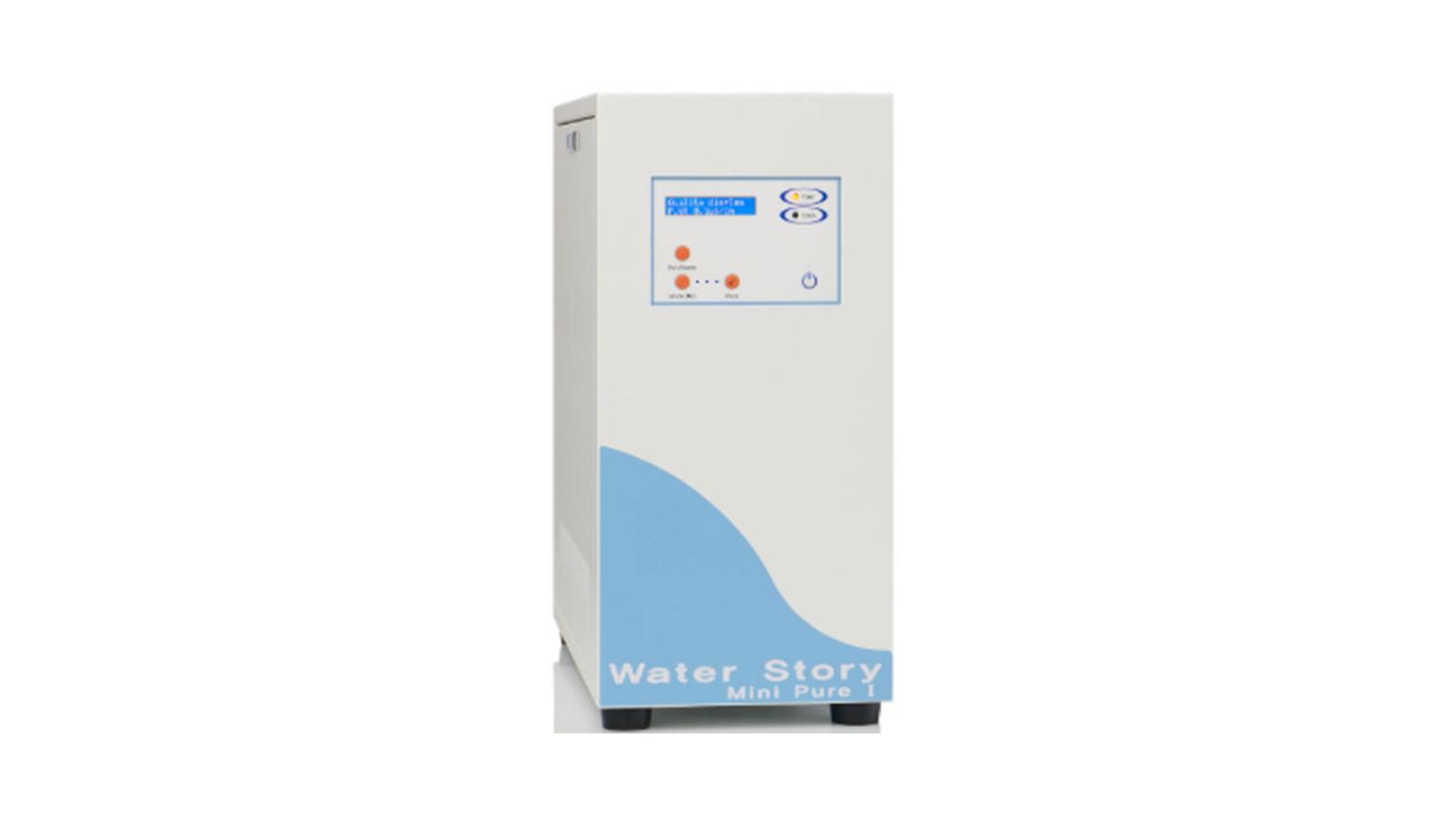 Saf Su Cihazı Mini Pure Serisi || Merlab Laboratuvar Ekipmanları