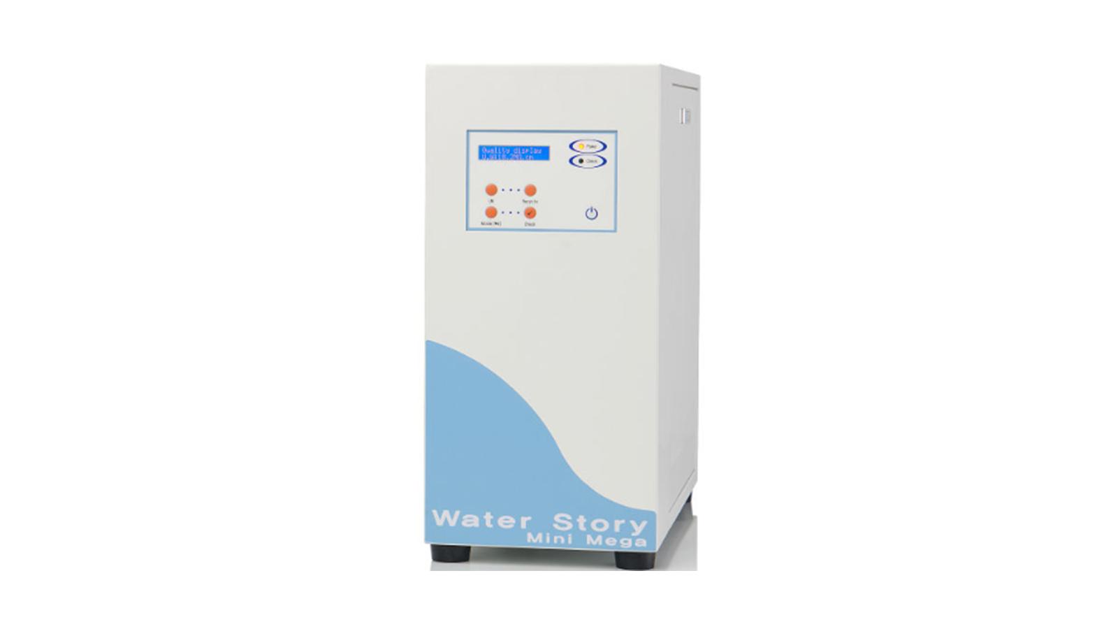Mini Mega Serisi Saf Su Sistemleri || Merlab Laboratuvar Ekipmanları