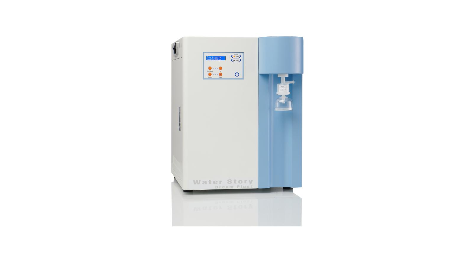 Dream Plus Ultra Saf Su Sistemleri || Merlab Laboratuvar Ekipmanları