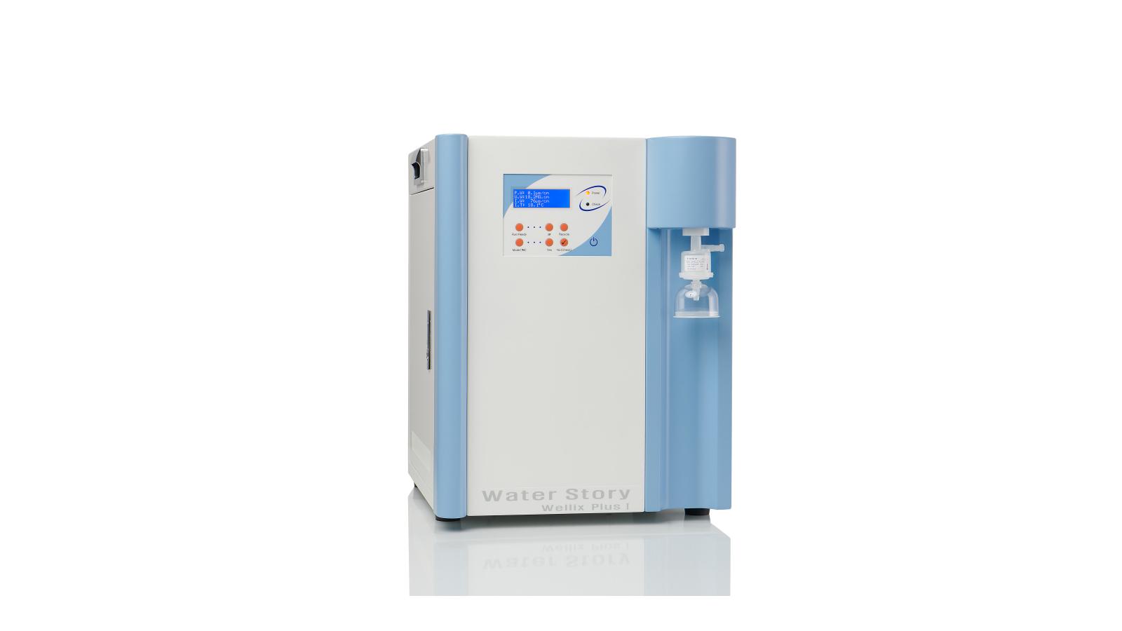 Wellix Plus Ultra Saf Su Sistemleri || Merlab Laboratuvar Ekipmanları