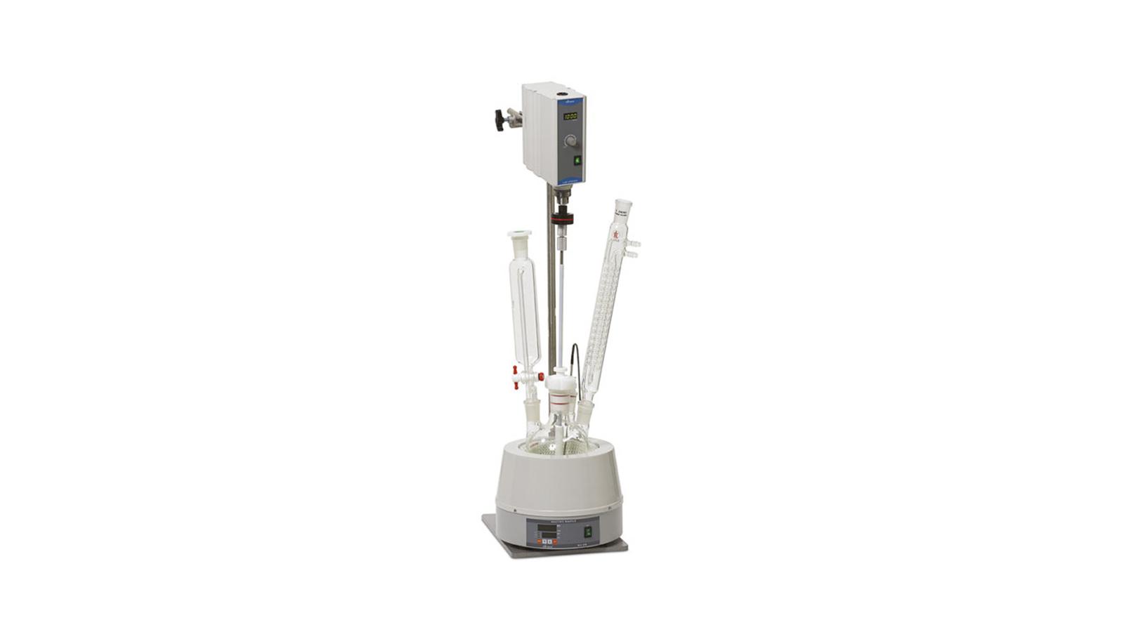 Mekanik Karıştırıcı (20-30lt Kapasite)    Merlab Laboratuvar Ekipmanları