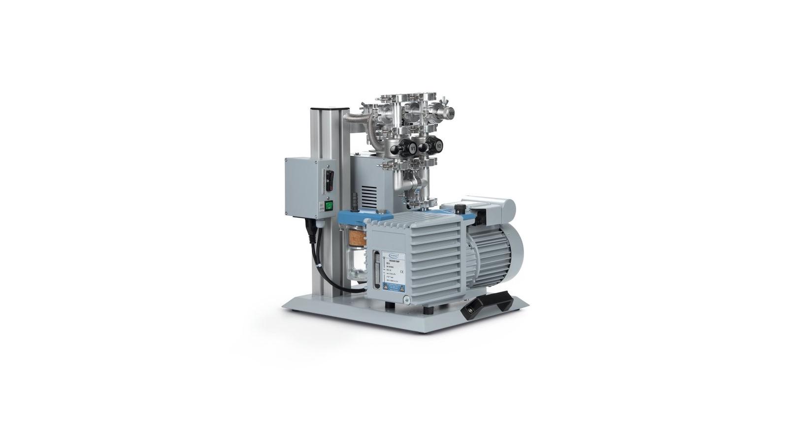 Vacuubrand Yüksek Vakum Ünitesi Hp 40 B2 / Rz 6 || Merlab Laboratuvar Ekipmanları