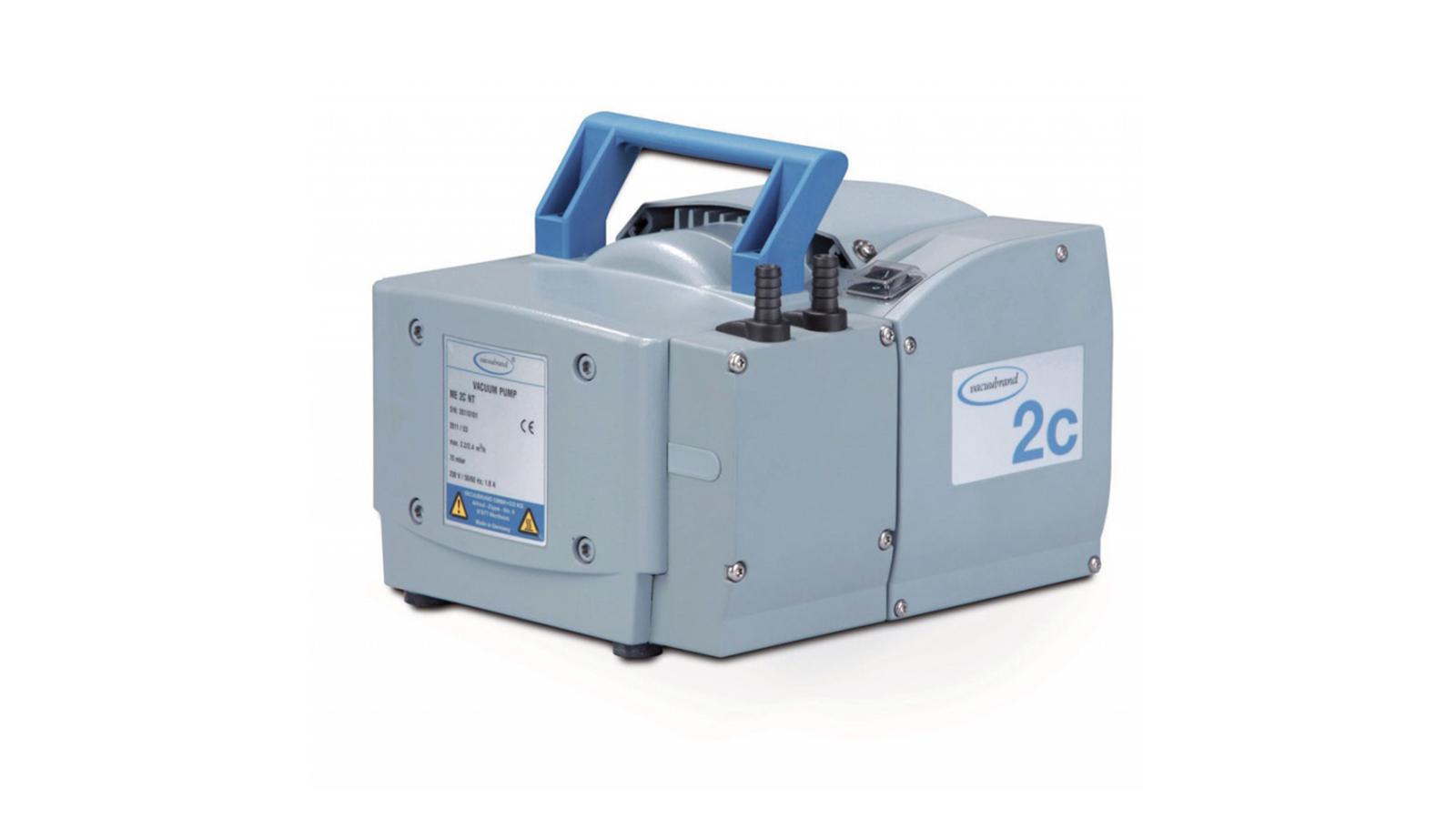 Vacuubrand ME 2C NT Vakum Pompası || Merlab Laboratuvar Ekipmanları