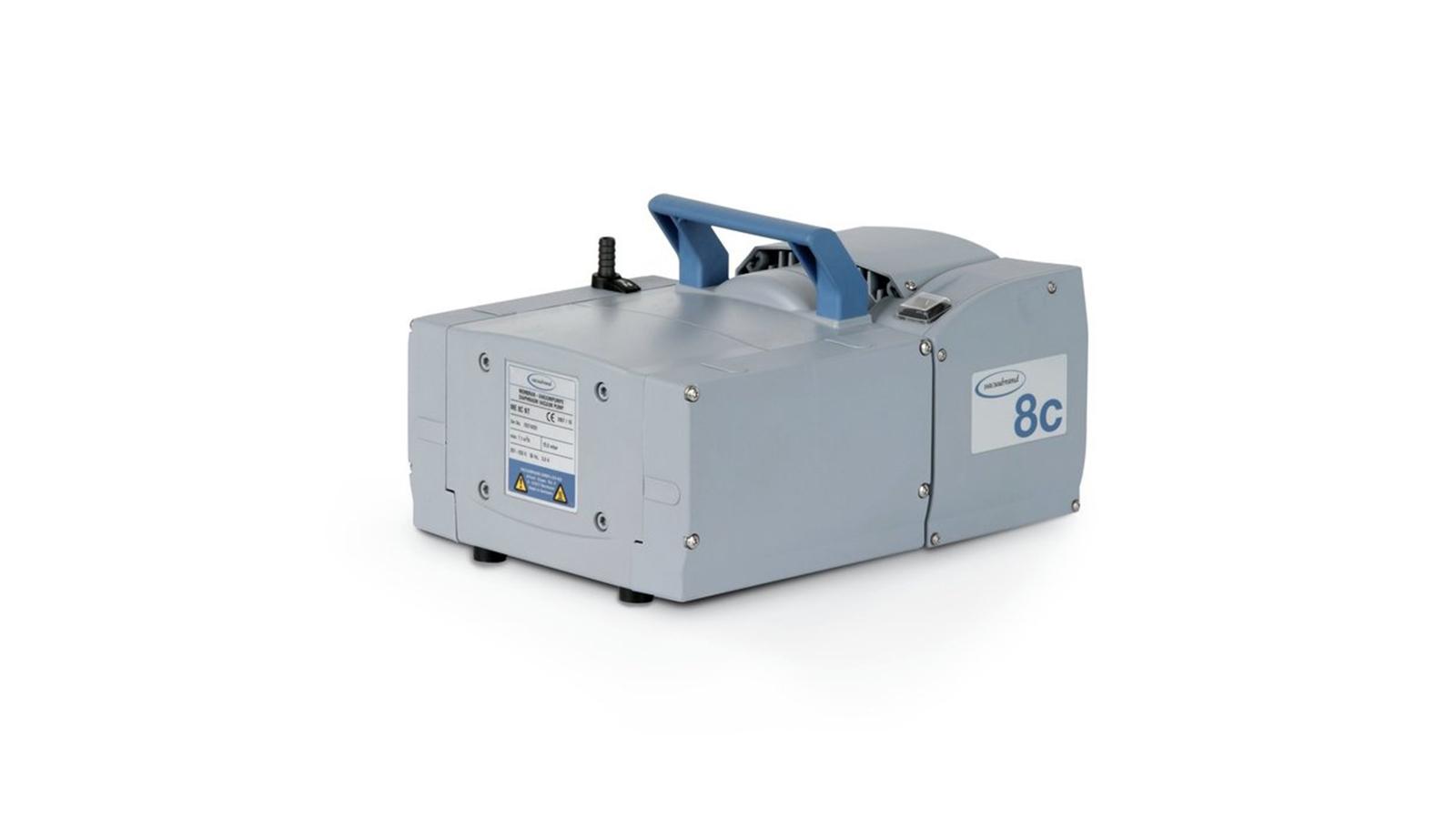 Vacuubrand Me 8C NT Vakum Pompası || Merlab Laboratuvar Ekipmanları
