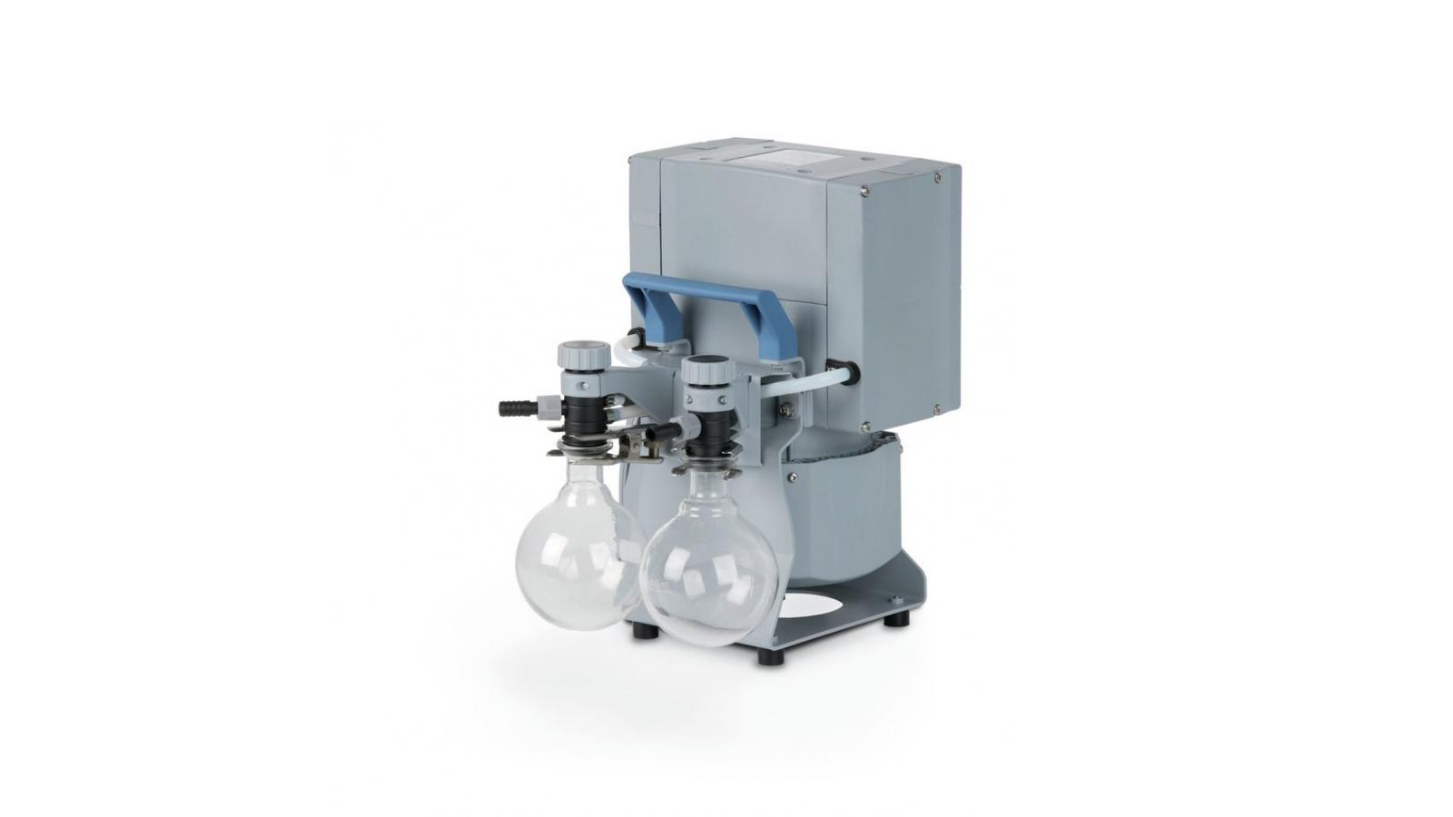 Vacuubrand ME 8C NT + 2AK Vakum Pompası || Merlab Laboratuvar Ekipmanları