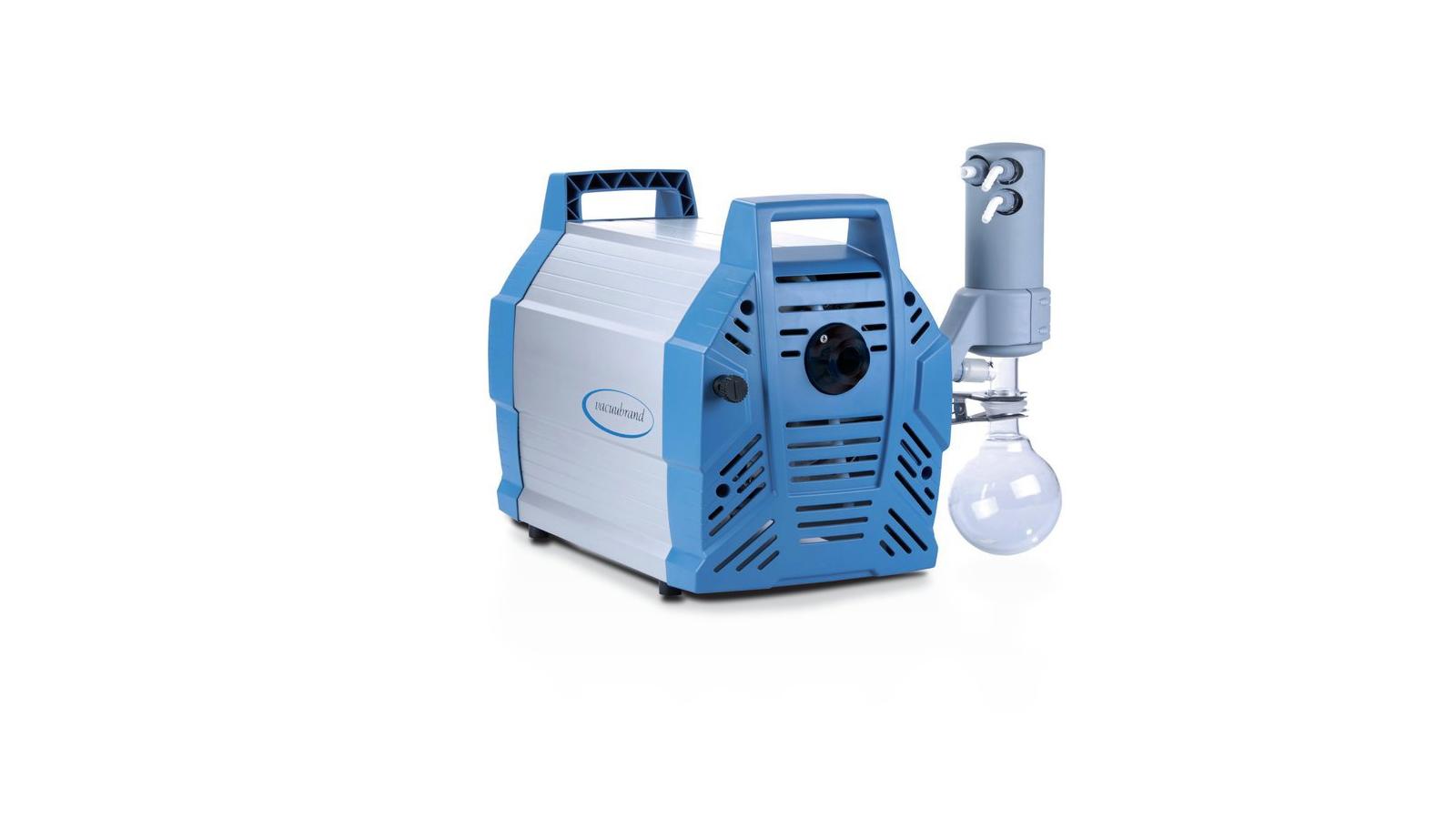 Vacuubrand ME 16C NT + EK Vakum Pompası || Merlab Laboratuvar Ekipmanları