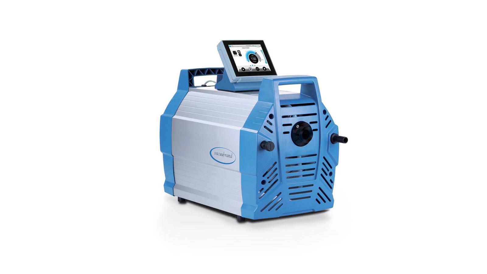 Vacuubrand ME 16C Varıo Select Vakum Pompası || Merlab Laboratuvar Ekipmanları