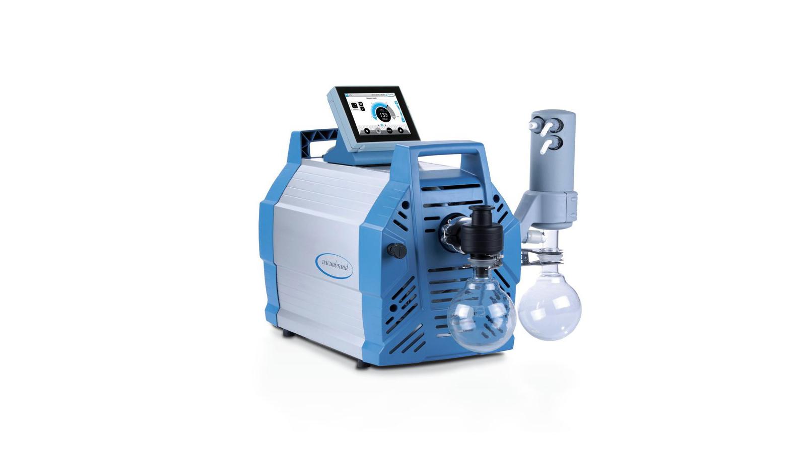 Vacuubrand PC 3016 Varıo Select Vakum Pompası || Merlab Laboratuvar Ekipmanları