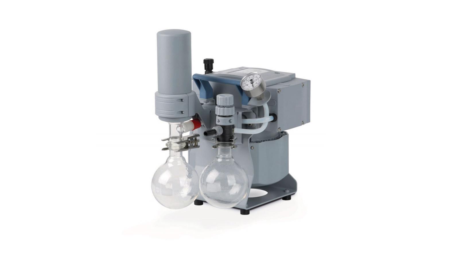 Vacuubrand PC 101 NT Vakum Pompası || Merlab Laboratuvar Ekipmanları