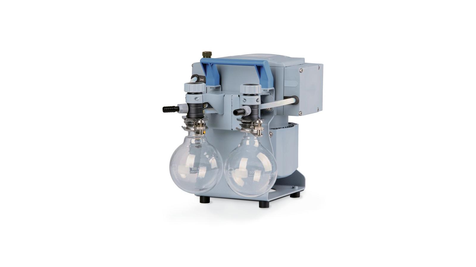 Vacuubrand Mz 2C NT + 2AK Vakum Pompası || Merlab Laboratuvar Ekipmanları