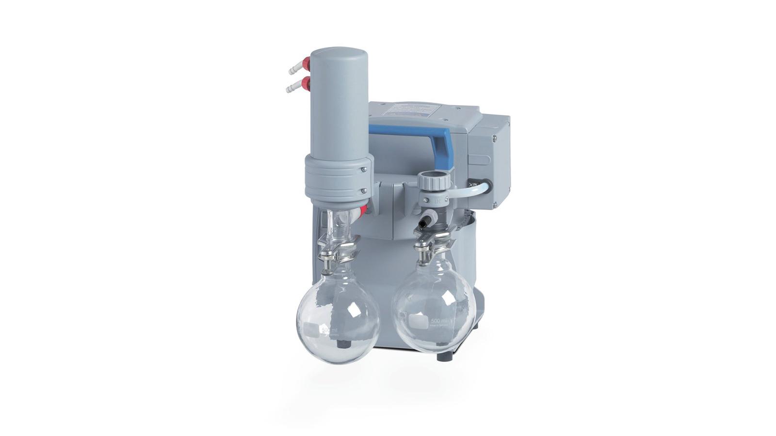 Vacuubrand MZ 2C NT + AK + EK Vakum Pompası || Merlab Laboratuvar Ekipmanları