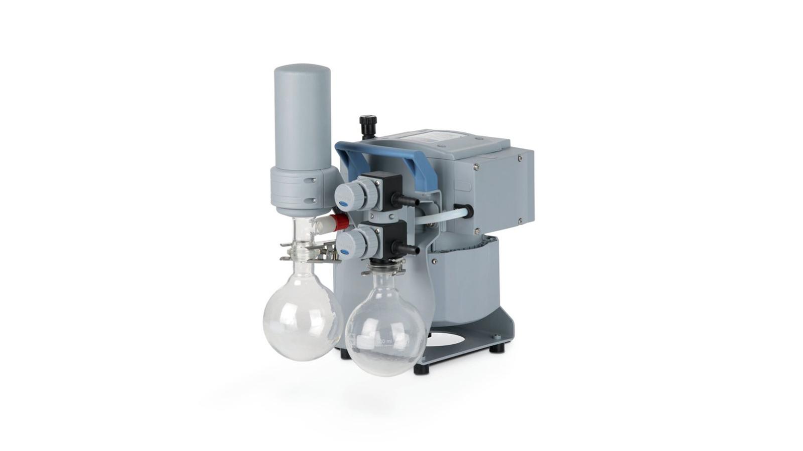 Vacuubrand MZ 2C NT + AK SYNCHRO + EK Vakum Pompası || Merlab Laboratuvar Ekipmanları