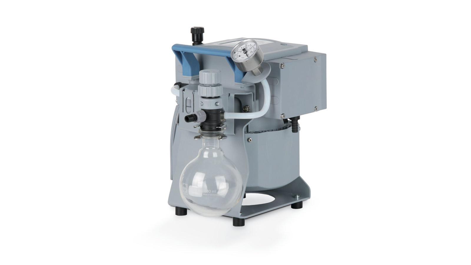 Vacuubrand MZ 2C NT + AK + M + D Vakum Pompası || Merlab Laboratuvar Ekipmanları