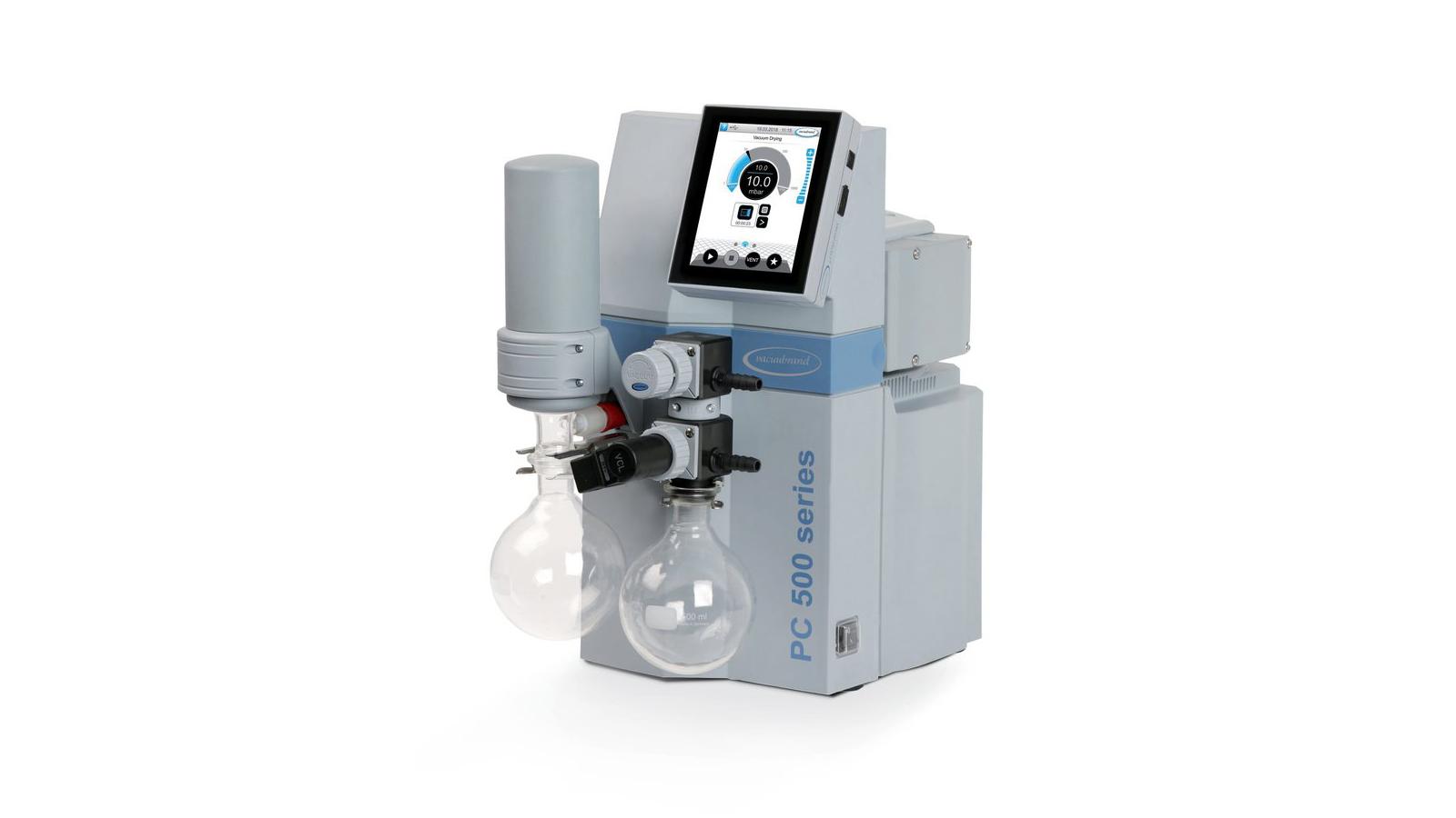 Vacuubrand PC 511 select Vakum Pompası || Merlab Laboratuvar Ekipmanları