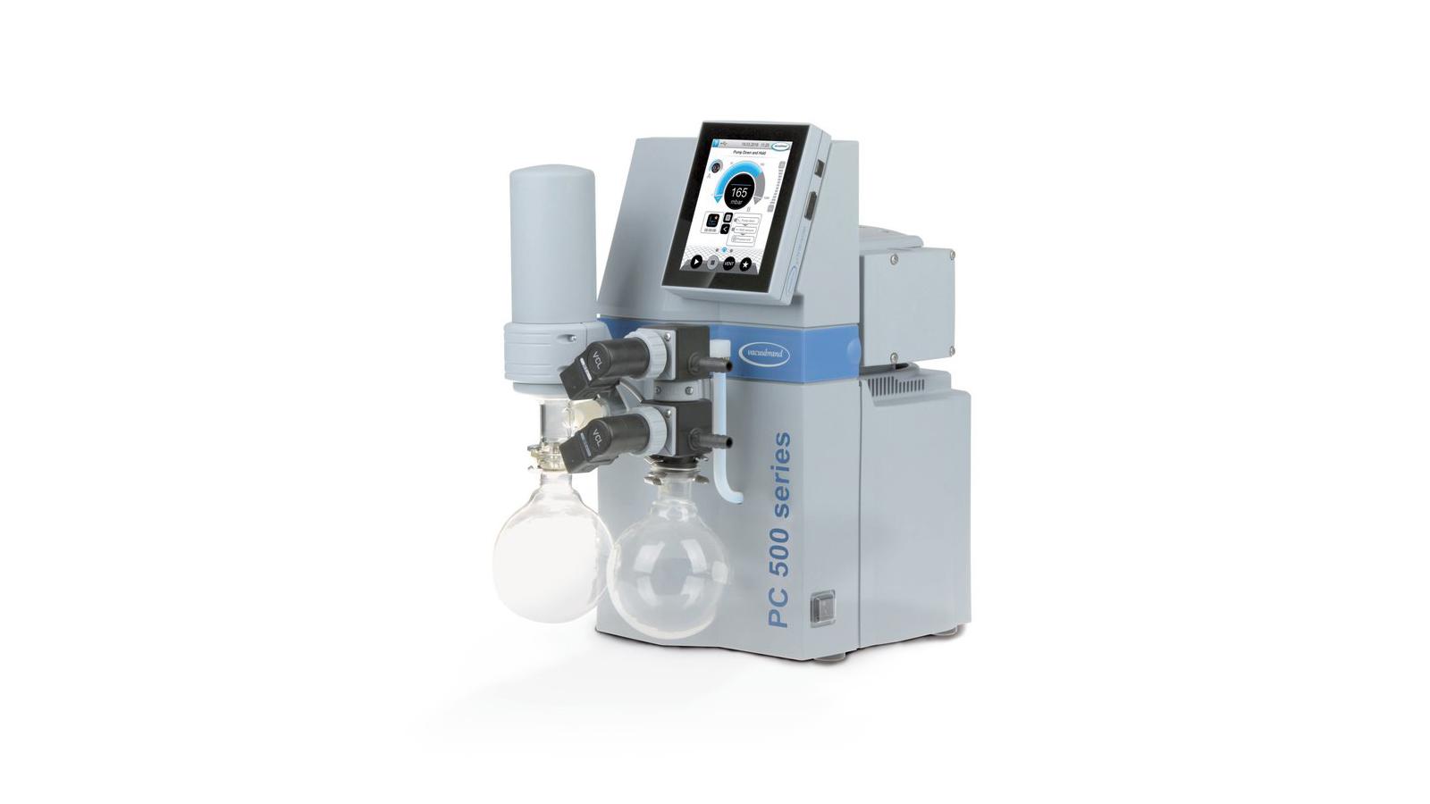 Vacuubrand PC 520 select Vakum Pompası || Merlab Laboratuvar Ekipmanları