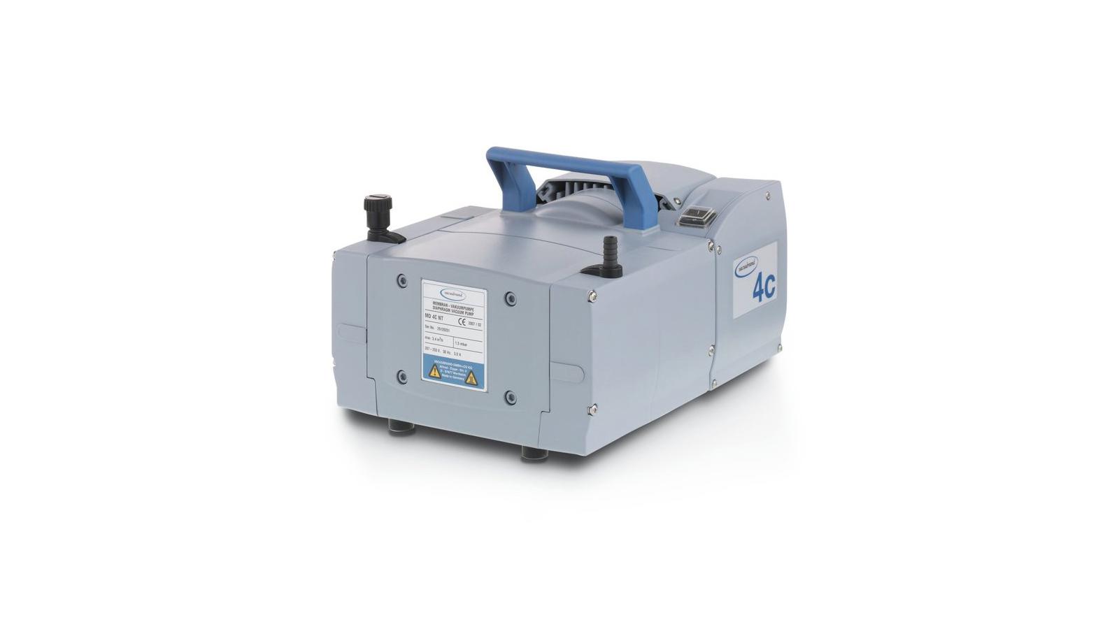 Vacuubrand MD 4C NT Vakum Pompası || Merlab Laboratuvar Ekipmanları