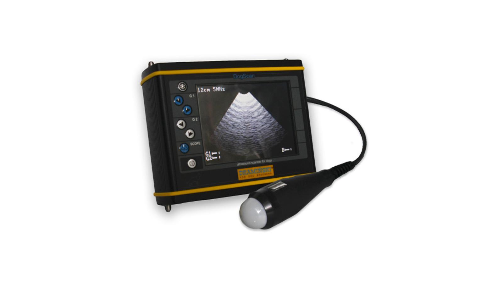 DRAMIŃSKI Ultrason Cihazı - DogScan || Merlab Laboratuvar Ekipmanları