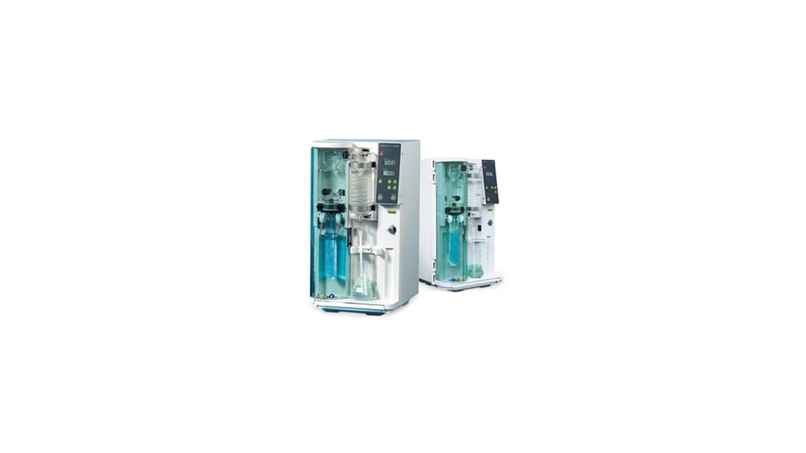 K-350/K-355 Distilasyon Ünitesi || Merlab Laboratuvar Ekipmanları