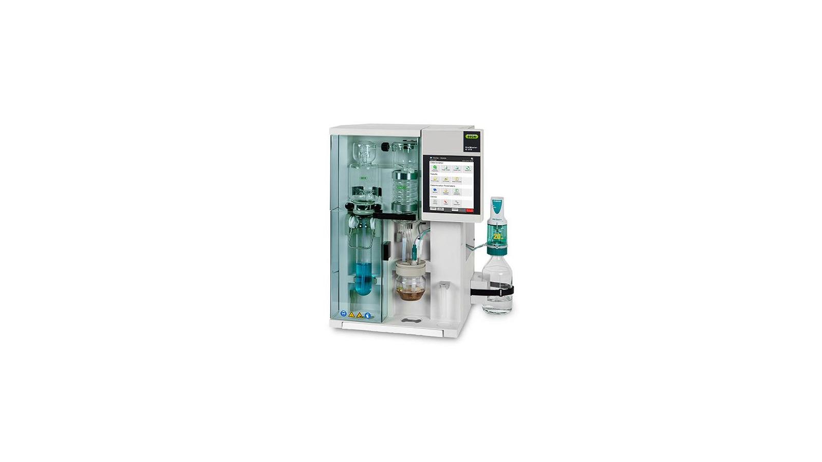 K-375 Kjelmaster Distilasyon Ünitesi || Merlab Laboratuvar Ekipmanları